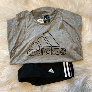 NWT Adidas Women's Outfit Size M